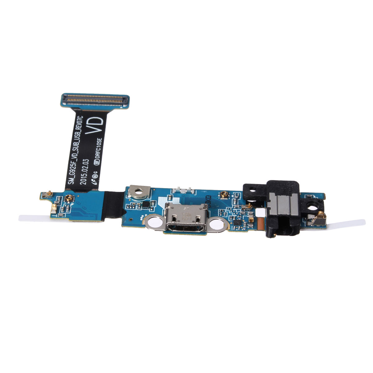 USB _REV07C Dock Charging Charger Port Flex Cable For Samsung Ga