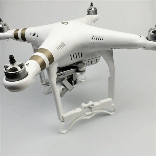 2Pcs DJI Phantom 3 Landing Gear Heighten Landing Gear Frame