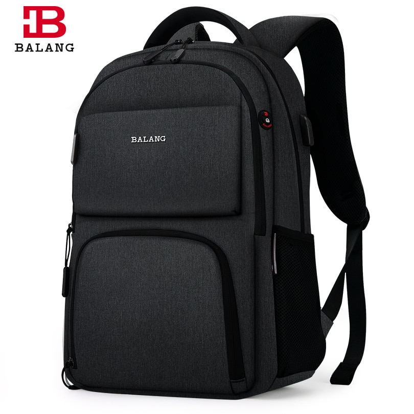 2019 New Laptop Backpacks for 15.6 inch Men Backpacks for Teenag