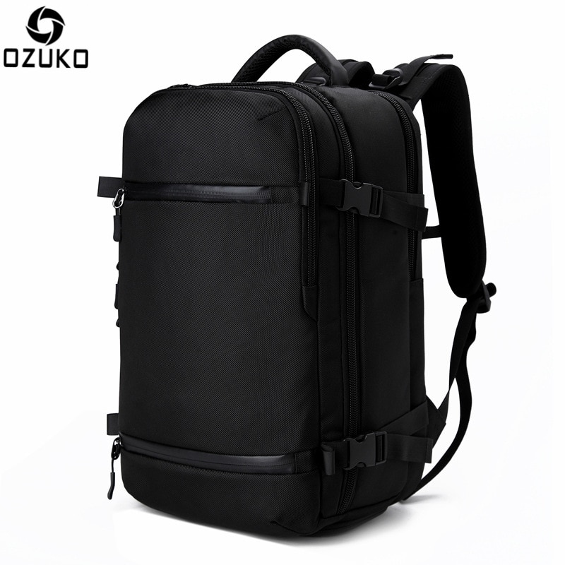 Backpack Men Travel Pack Bag Male Luggage Business Rucksack Larg