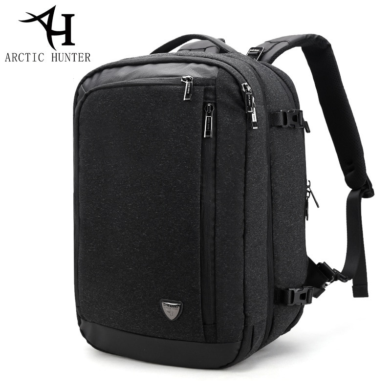 Men's Backpack Multifunction Business Casual Backpacks 17 Inch L