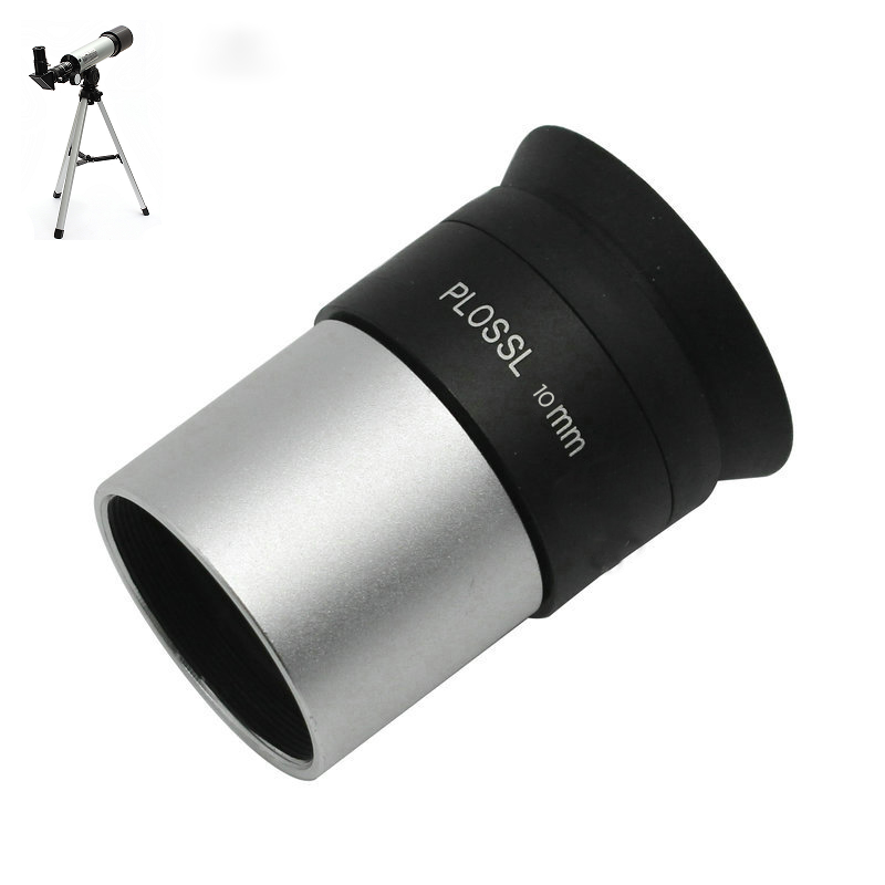1.25ch Astronomical Telescope Eyepiece PL 10mm For Astronomical