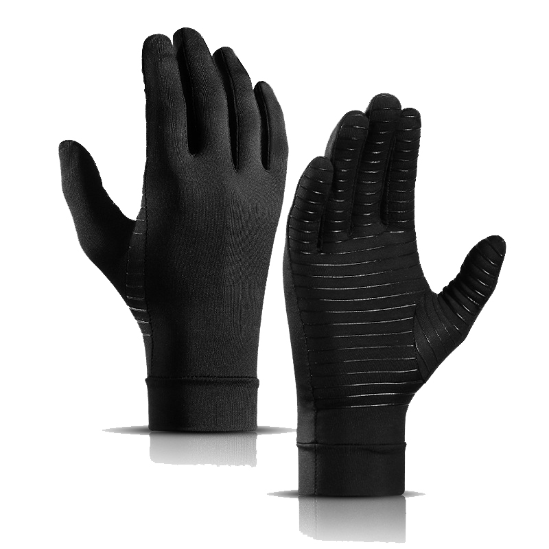 1 Pair Breathable Non-Slip Arthritis Care Gloves Pressure Gloves
