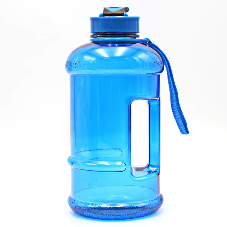1.3L BPA Large Drink Water Blottle Sports Gym Fitness Trainning