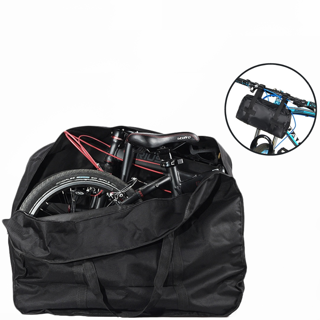20 Travel Bike Bag Carry Transport Case Mountain Road Bicycle Lu