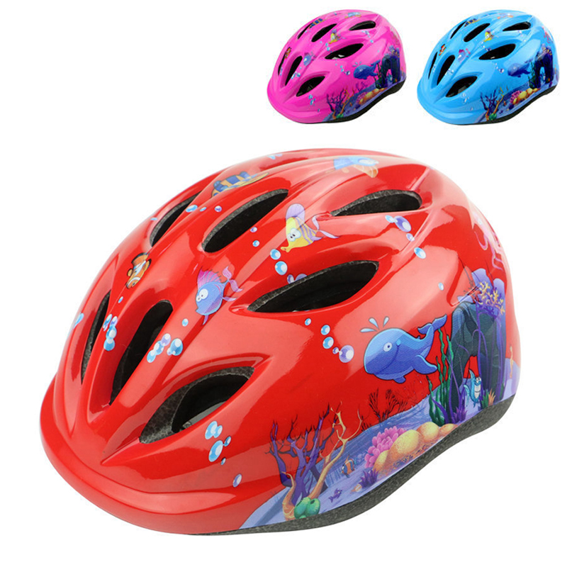 Adjustable Toddler Kids Bicycle Cycling Helmet Skating Helmet MT