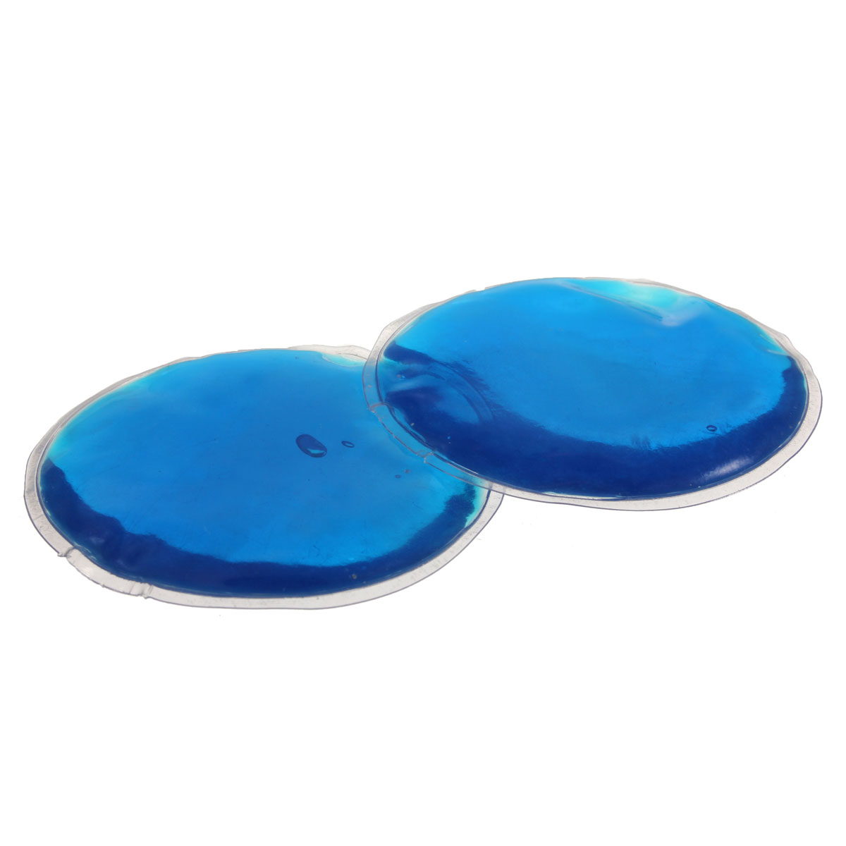 2Pcs Pain Relief Sleeping Relaxing Cooling Or Heat Gel Pads for