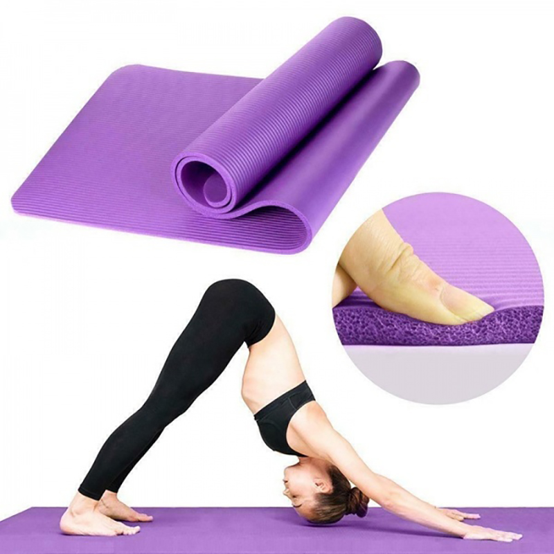 25cm Thick Yoga Mats Anti-slip Exercise Fitness Pilate Pads Exer