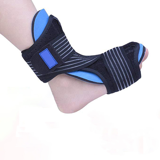 1 Pcs Foot Support Breathable Ankle Guard Injury Wrap Elastic St
