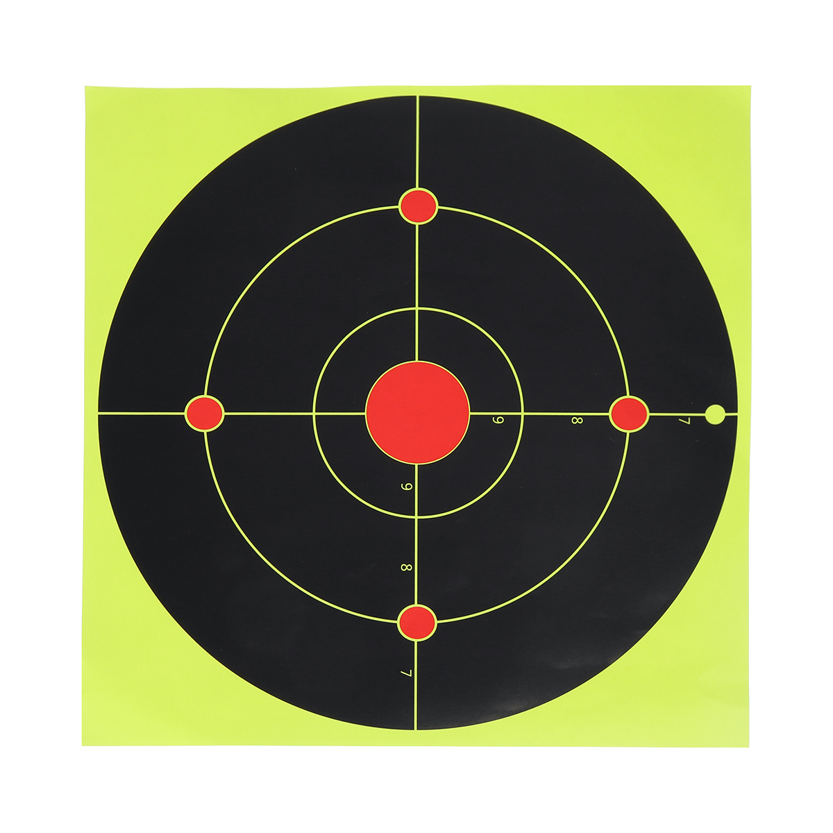 10 Sheets Professional Shooting Target Paper Archery Targets Arr