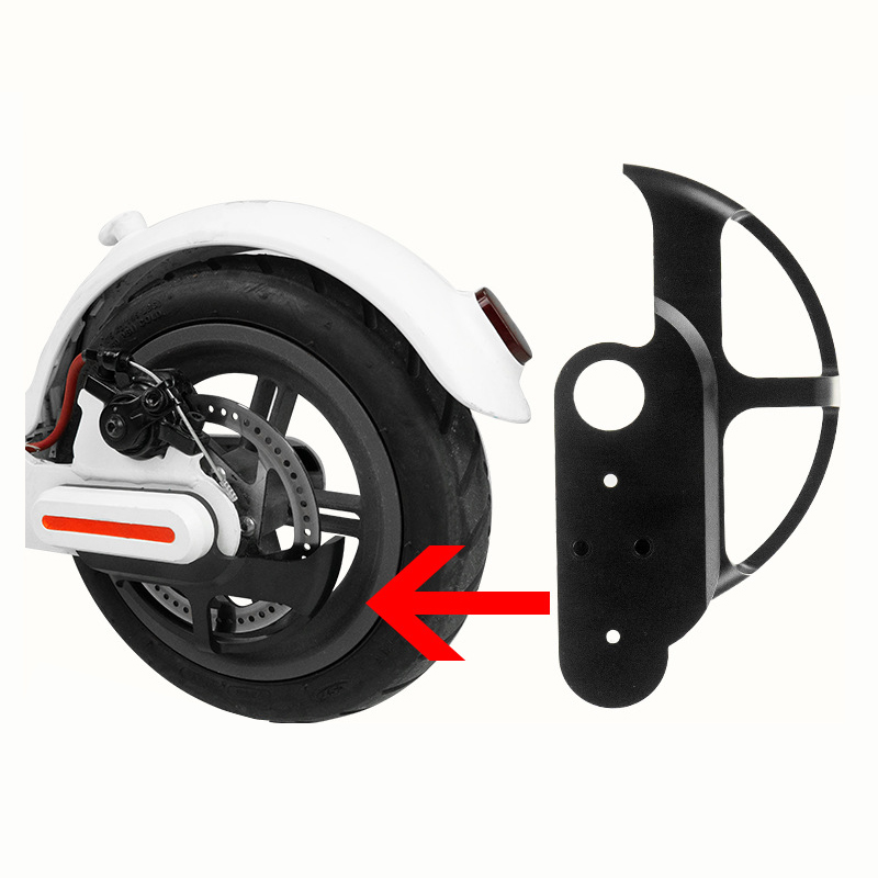 1PC Scooter Disc Brake Guard Protector for Xiaomi M365/Pro/1S Sc