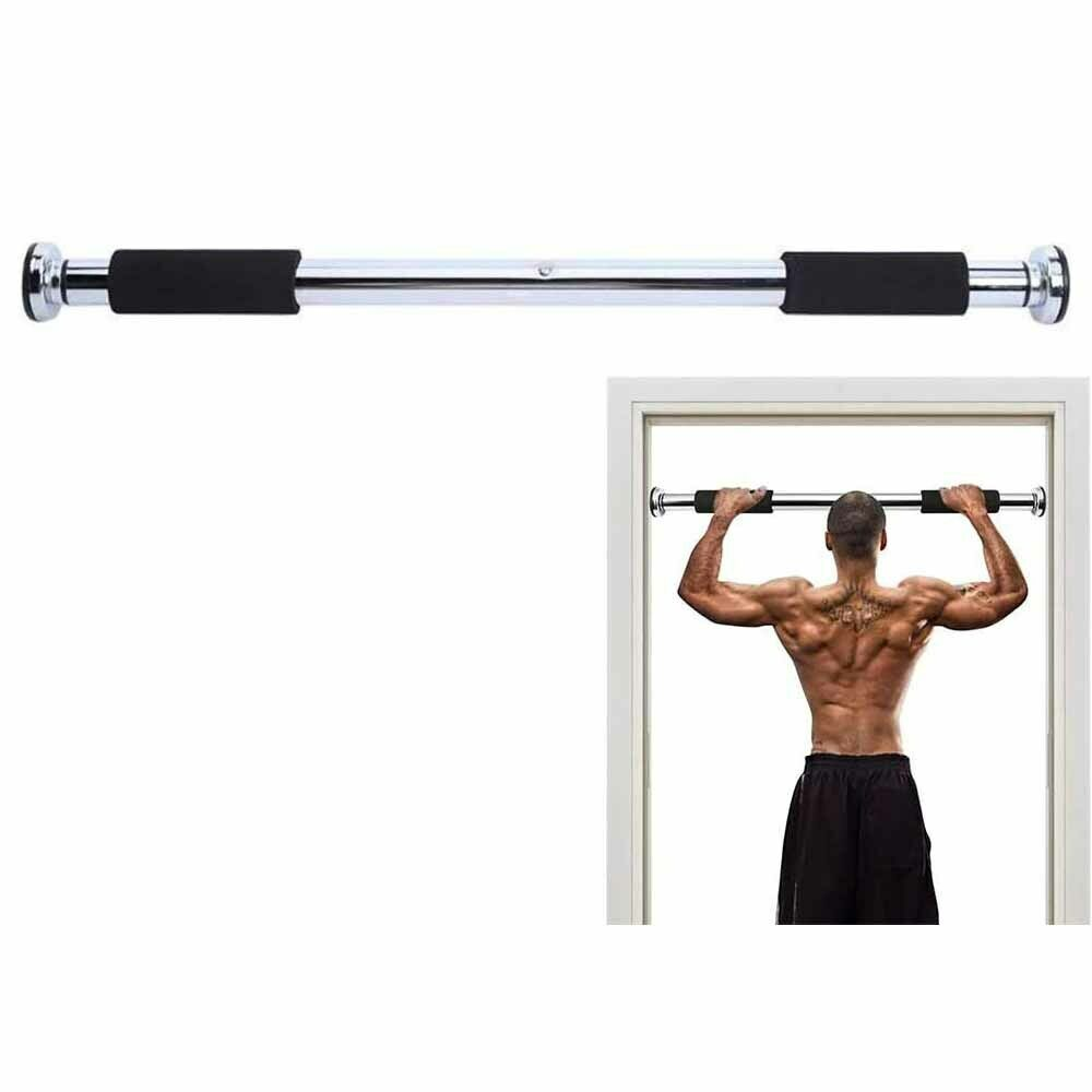 24-39inch Adjustable Door Wall Pull Up Bar Home Fitness Training