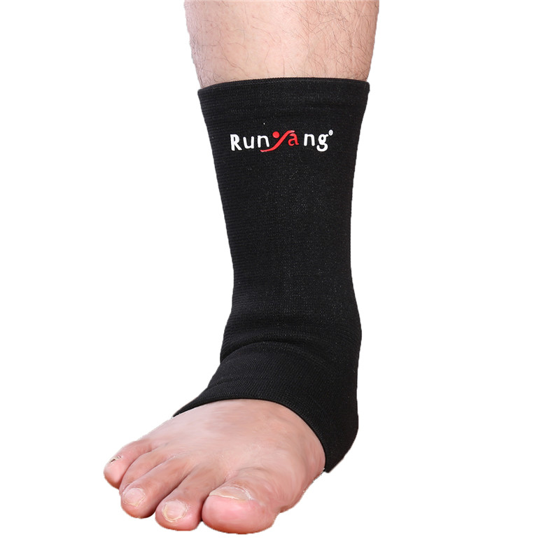 1 Pcs Elastic Ankle Support Foot Wrap Sleeve Bandage Brace Suppo