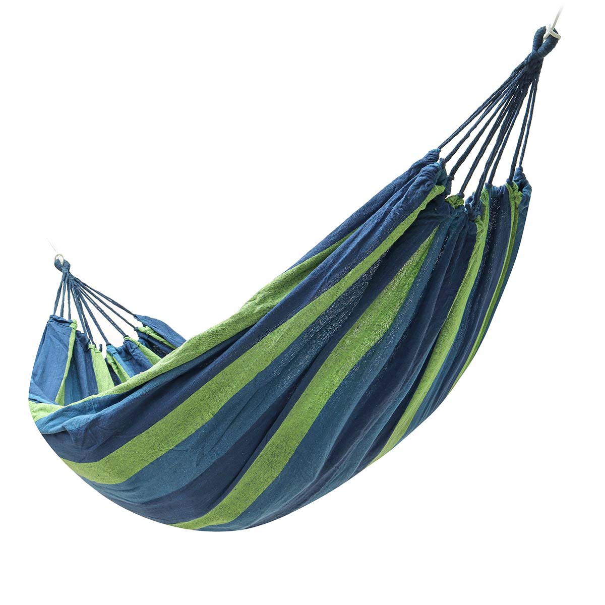 1-2 Person Hanging Hammock Garden Outdoor Camping Chair Swing Be