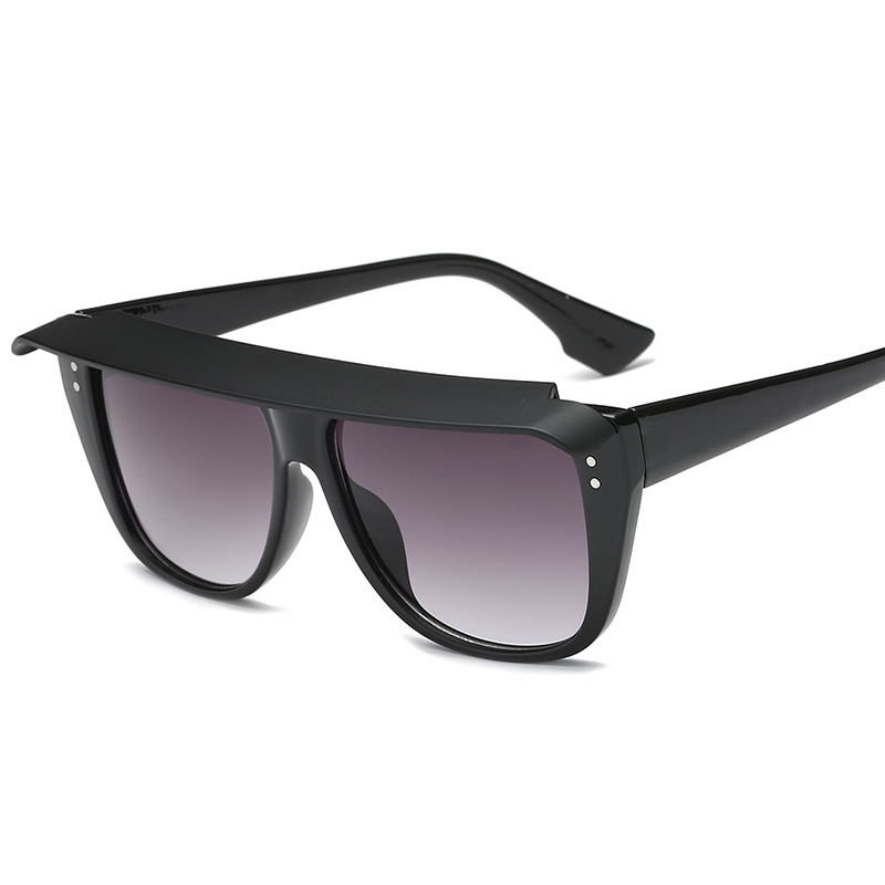 Women and Man Stylish Sunglasses With Lid Detachable Sunglasses