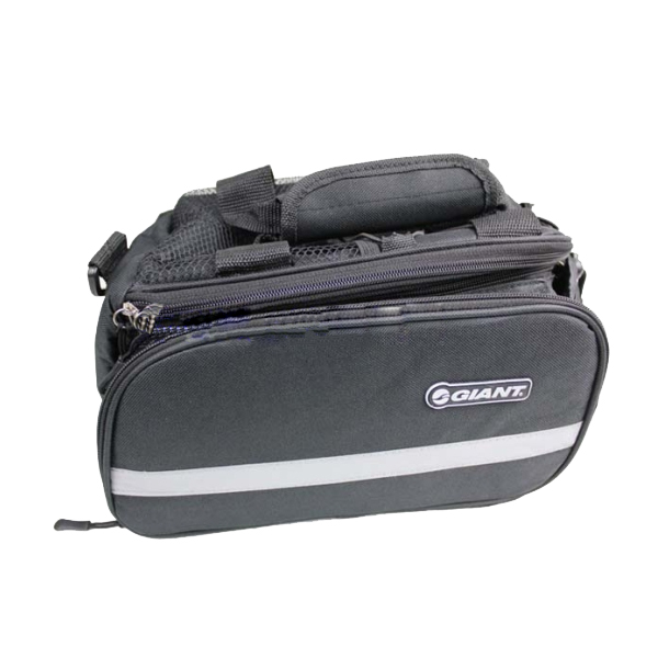 New Giant Bicycle Small Pack Black Travel Bag
