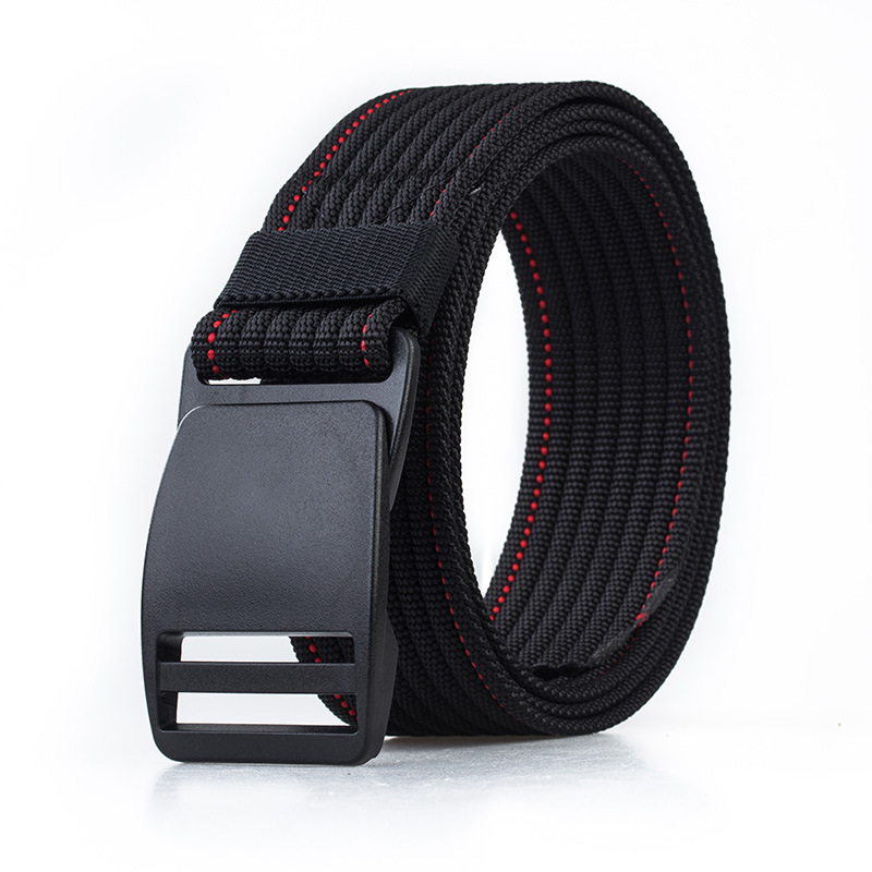 125CM Durable Nylon Military Belt Outdoor Sport Quick Adjustable