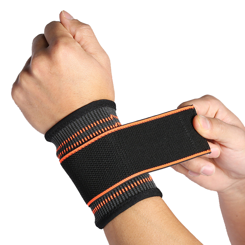1 Pcs Wrist Support Hand Brace Nylon Adjustable Hand Palm Brace