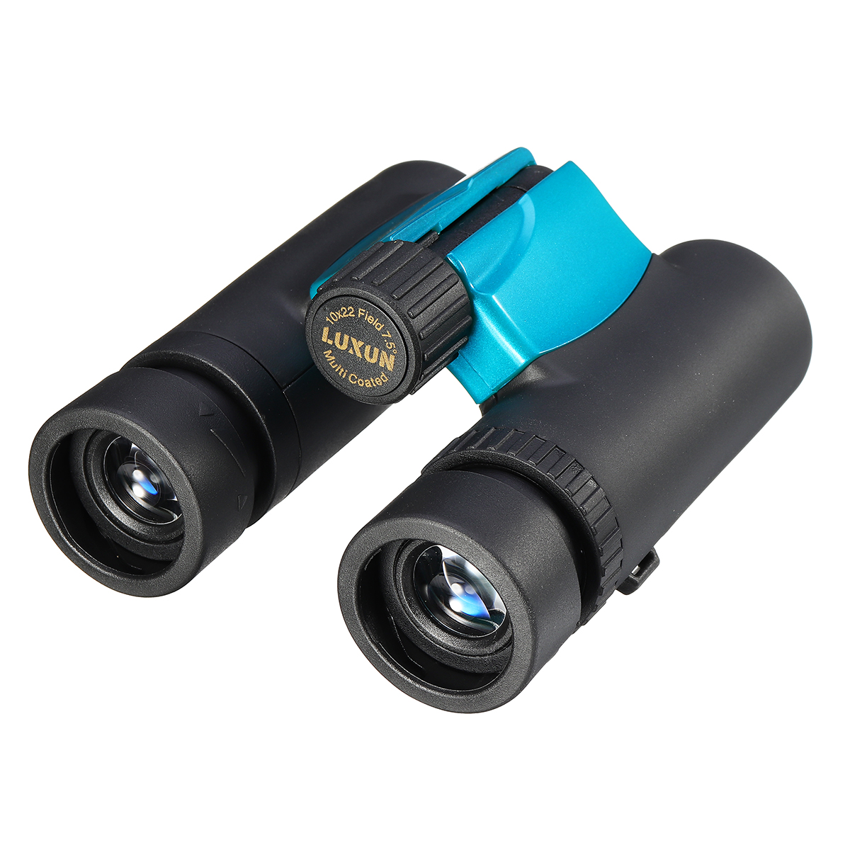 10x22 Outdoor Pocket Binocular HD Optical Day Night Vision Teles