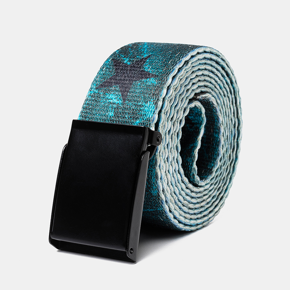 160cm Nylon Waist Leisure Belt Zinc Alloy Tactical Belt Quick Re
