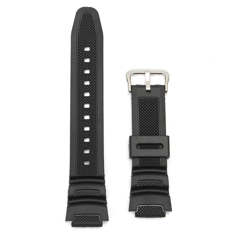 18mm Original Watch Strap Band For Casio SGW-300H SGW-400H SGW-3