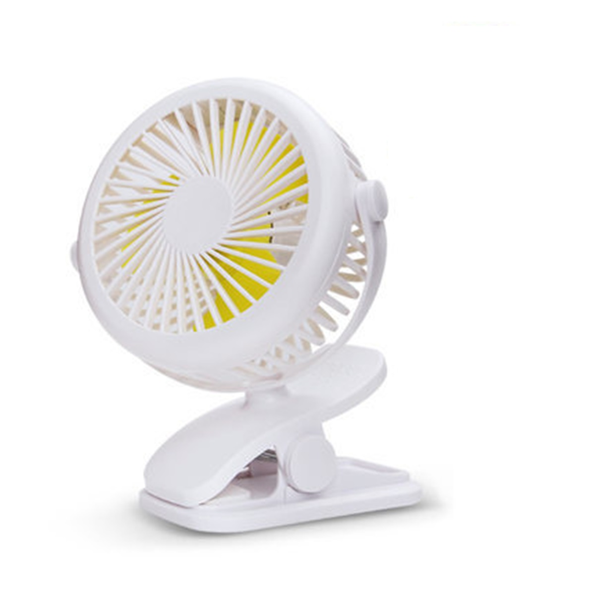 1.5-3W 5V USB Mini Cooling Fan 3 Modes Wind Speed Table Desktop