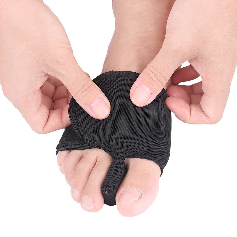 1 Pair Thumb Valgus Foot Cover Toe Correction Separator Forefoot
