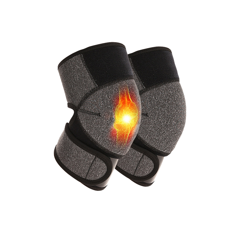 1 Pair KALOAD Self - heating Magnetic Knee Pad Winter Warm Knee